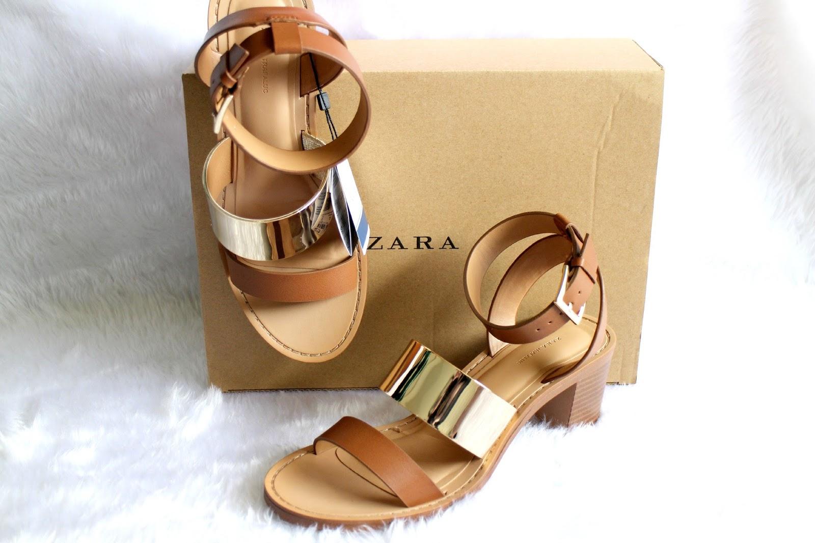 Zara Shoe Splurge