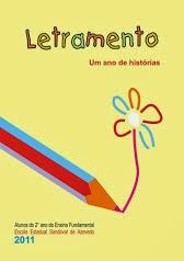 LETRAMENTO. UM ANO DE HISTÓRIAS. 2011