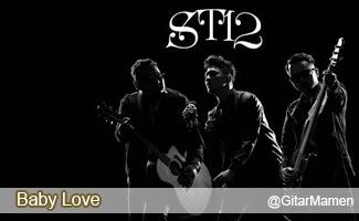 lirik lagu st12 baby love