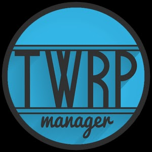 TWRP Manager APk FULL v7.3 Download