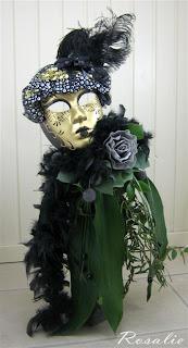 bloemstuk carnaval