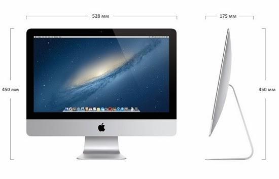 Моноблок iMac 21,5