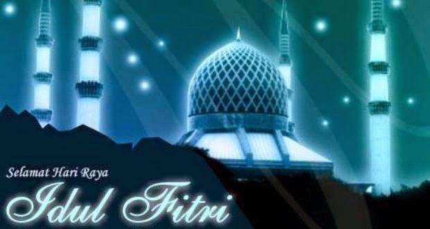 Kumpulan Ucapan dan Pantun Selamat Idul Fitri 2014