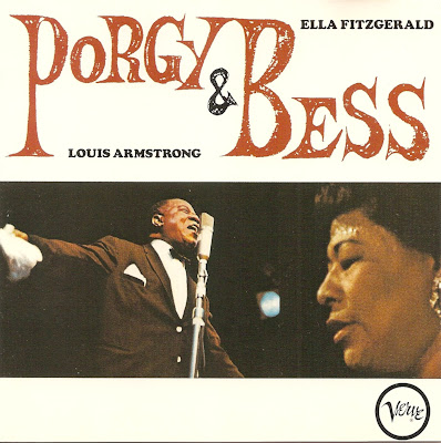 The First Pressing CD Collection: Louis Armstrong and Ella ... Ella Fitzgerald Porgy And Bess