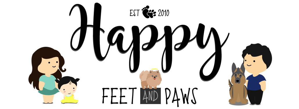 Happy Feet and Paws