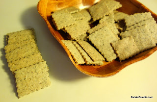 Crackers multi-semincioara