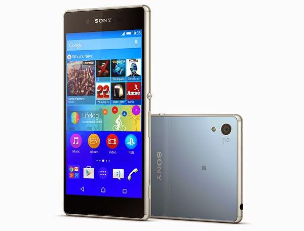 Sony Xperia Z3 Plus resmi diumumkan, dibekali prosesor Snapdragon 810
