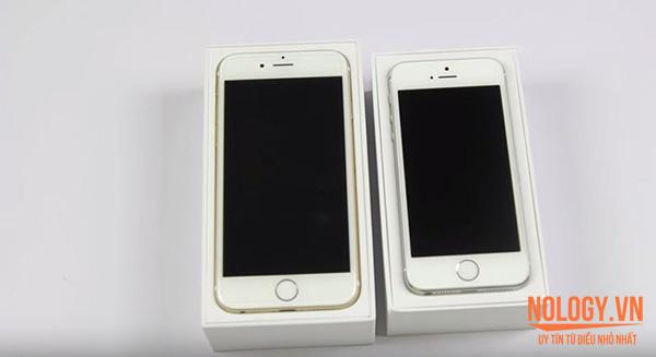 iPhone 6 lock và IPhone 5s chưa active.Cái nào đáng mua hơn