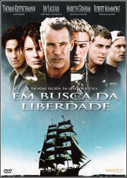 Download - Em Busca da Liberdade DVDRip - AVI - Dual Áudio