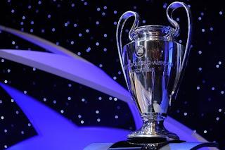 Jadwal Pertandingan Babak 16 Besar Liga Champions Eropa 2012