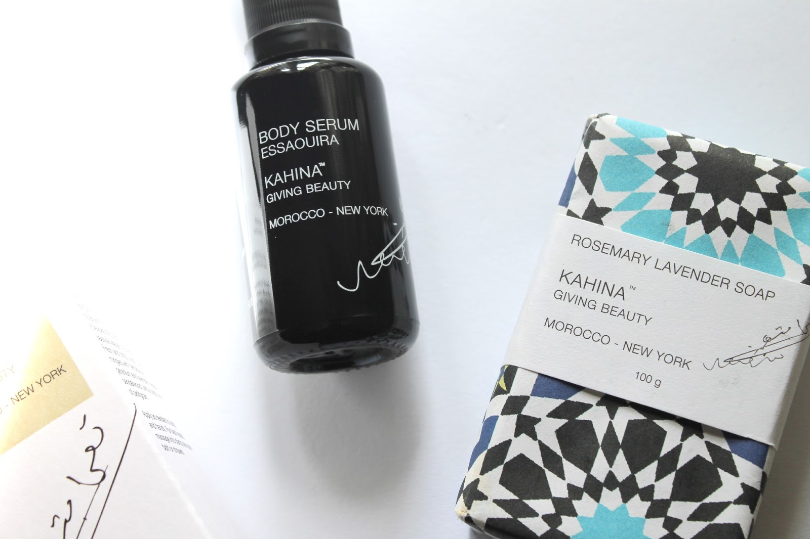 BODY CARE GETS A LUXE & NATURAL UPDATE