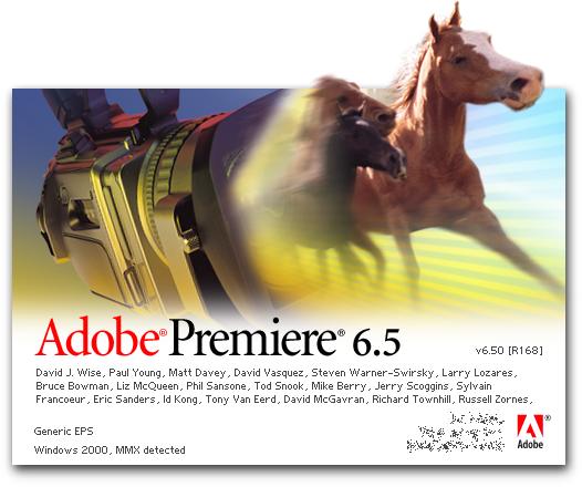 Adobe Premiere 6.5 Full