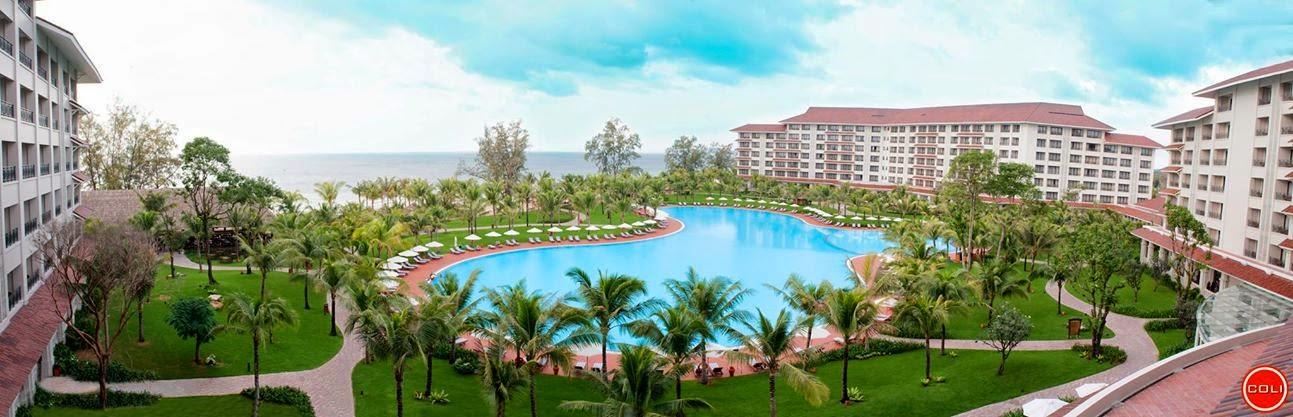 Khu nghĩ dưỡng cao cấp Phú Quốc Vinpearl Resort 1