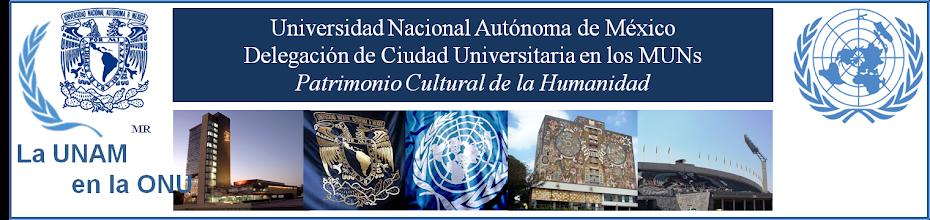 Delegación de Ciudad Universitaria