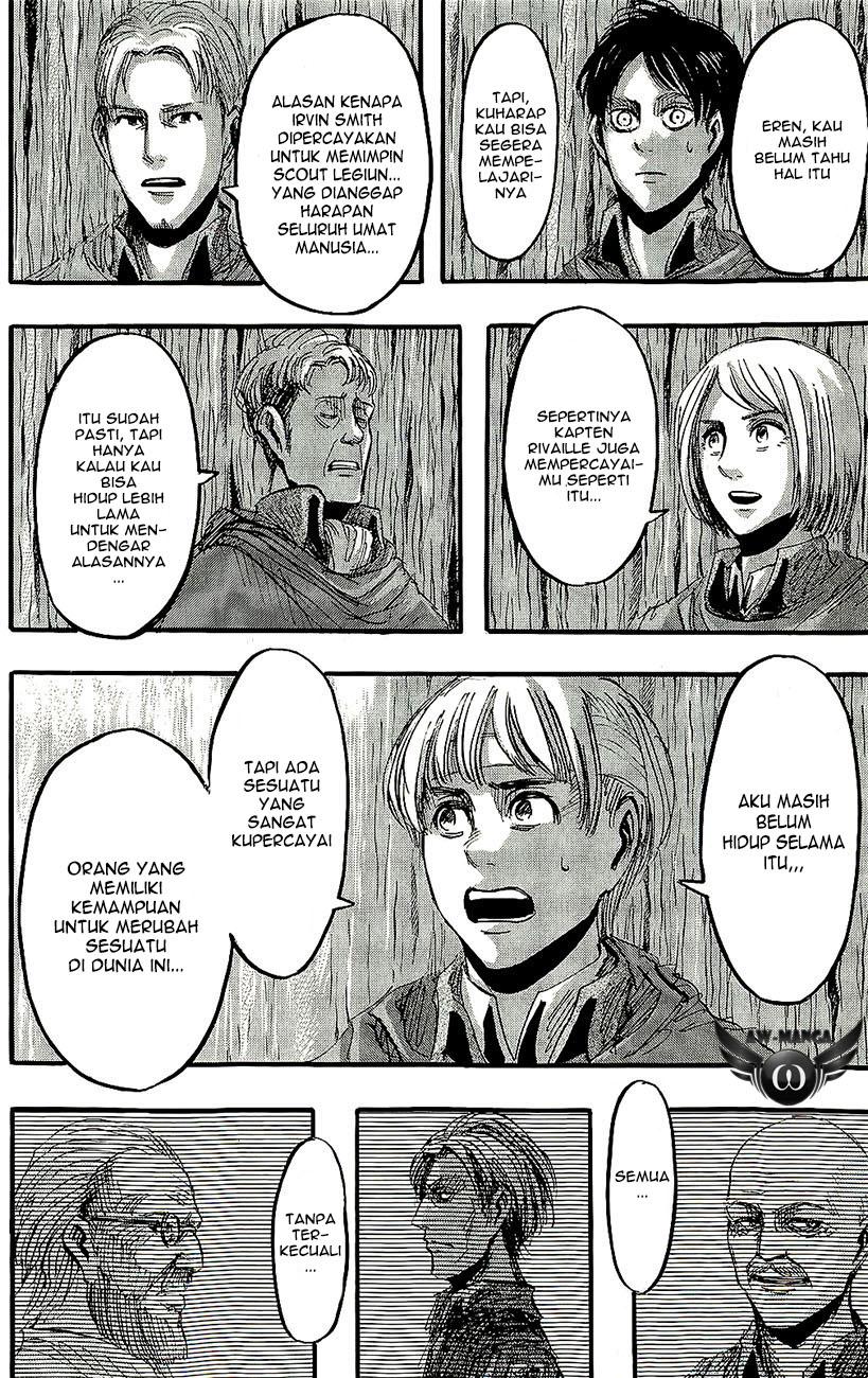 Shingeki no Kyojin Chapter 27-17