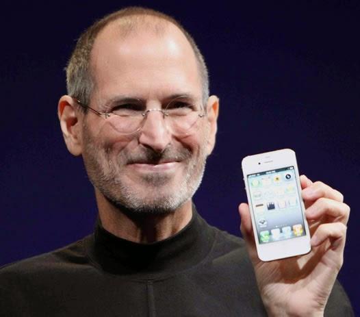 Steve Jobs - the vegetarian entrepreneur and inventor