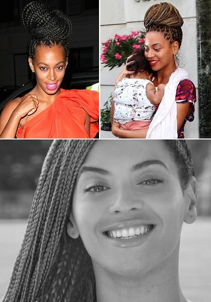 Depuis deux ans à peu près, Solange Knowles, devenu la IT GIRL préférée des filles noires a remis au goût du jour cette coiffure. Les filles ont délaissé la