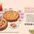 Malam Hujung Minggu di Pizza Hut
