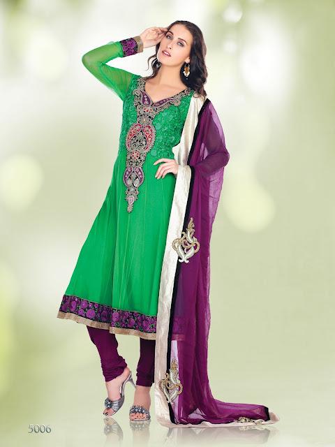 Anarkali Salwar Kameez, Latest Designer Anarkali Salwar Kameez in Hydrabad