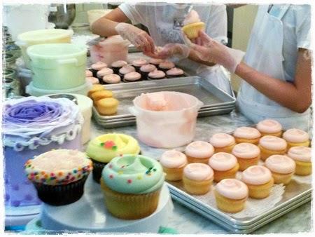 Magnolia Bakery Omotesando