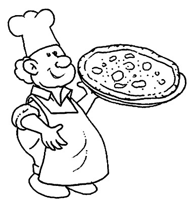 Family People And Jobs Coloring Pages Picture Various