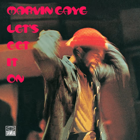 Marvin Gaye - Let's Get It On (Remastered) Cover