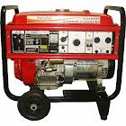 Gerador de energia à Gasolina,8.0KVA, Monofásico 127/220v, Partida Elétrica