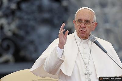 Ferenc pápa, egyház, katolikus egyház, Vatikán, romák, cigányság, cigányzarándoklat,