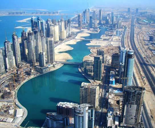 dubai billyinfo7 Bandaraya Dubai Yang Menakjubkan