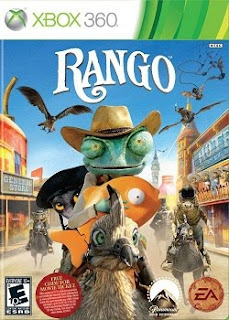 Download Rango The Videogame XBOX 360 Baixar