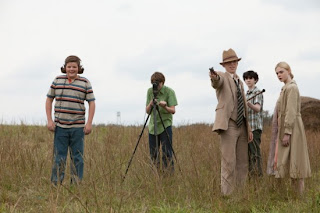 kids filming Super 8 movie