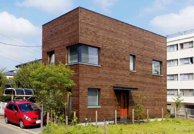 rumah minimalis jepang sederhana