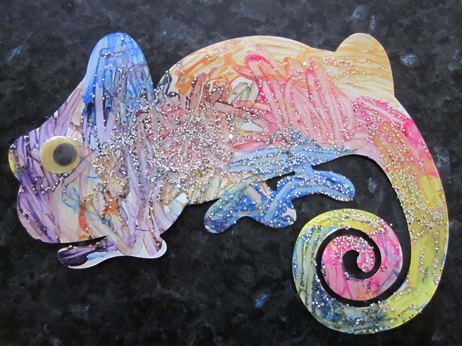 Rhyme Time The Mixed Up Chameleon