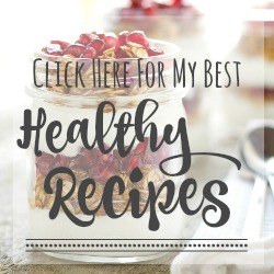 Healthy Recipes (Weight Watchers Friendly!)
