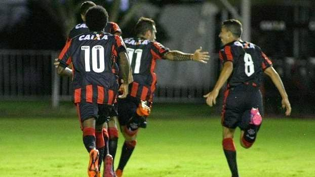 Vitória soma seus primeiros 3 pontos da SERIE B no Barradão