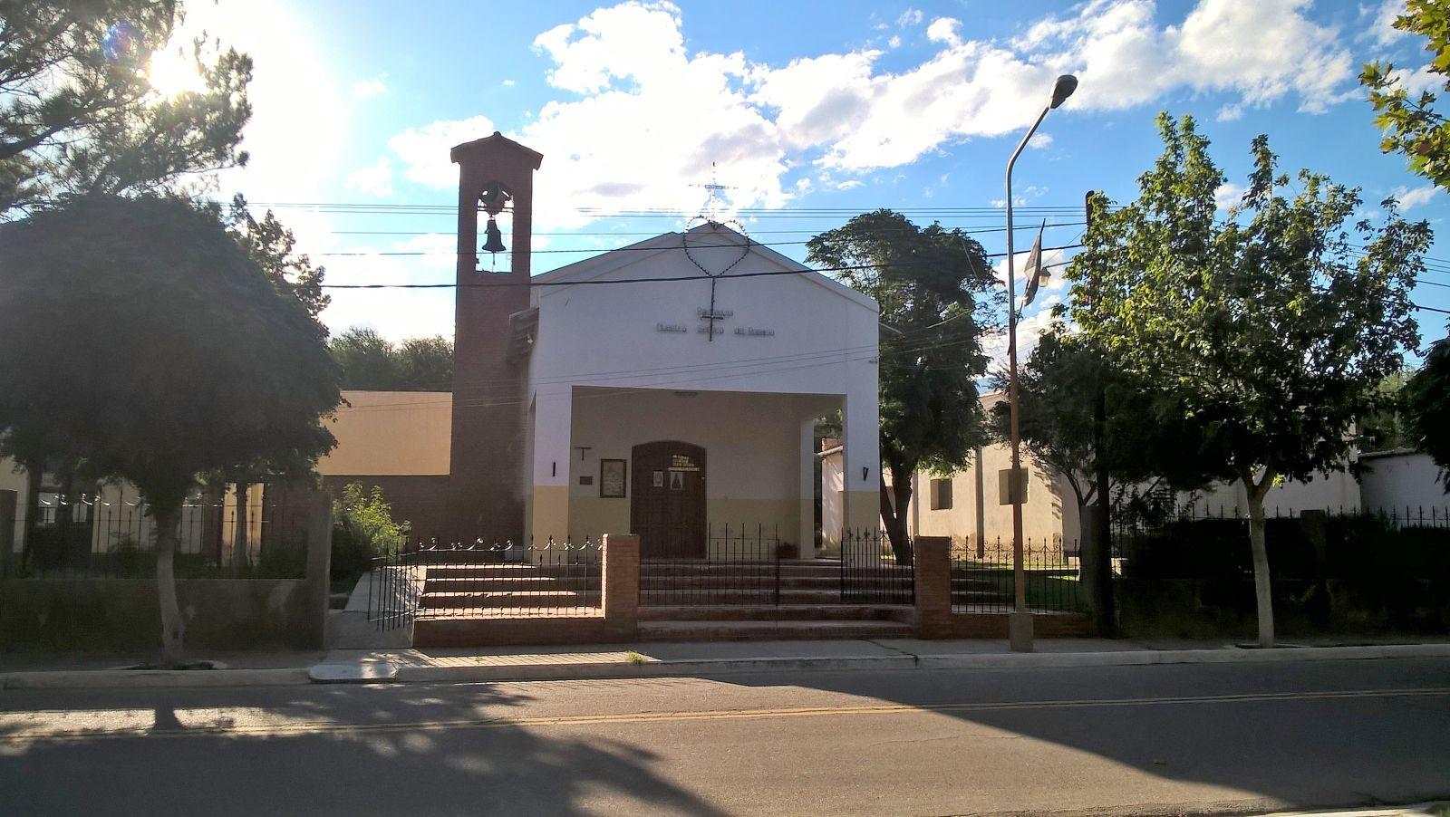 PARROQUIA DE COLALAO DEL VALLE