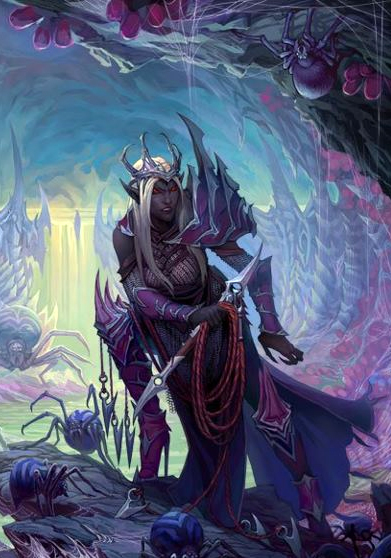 Power Score Dungeons Amp Dragons A Guide To The Drow