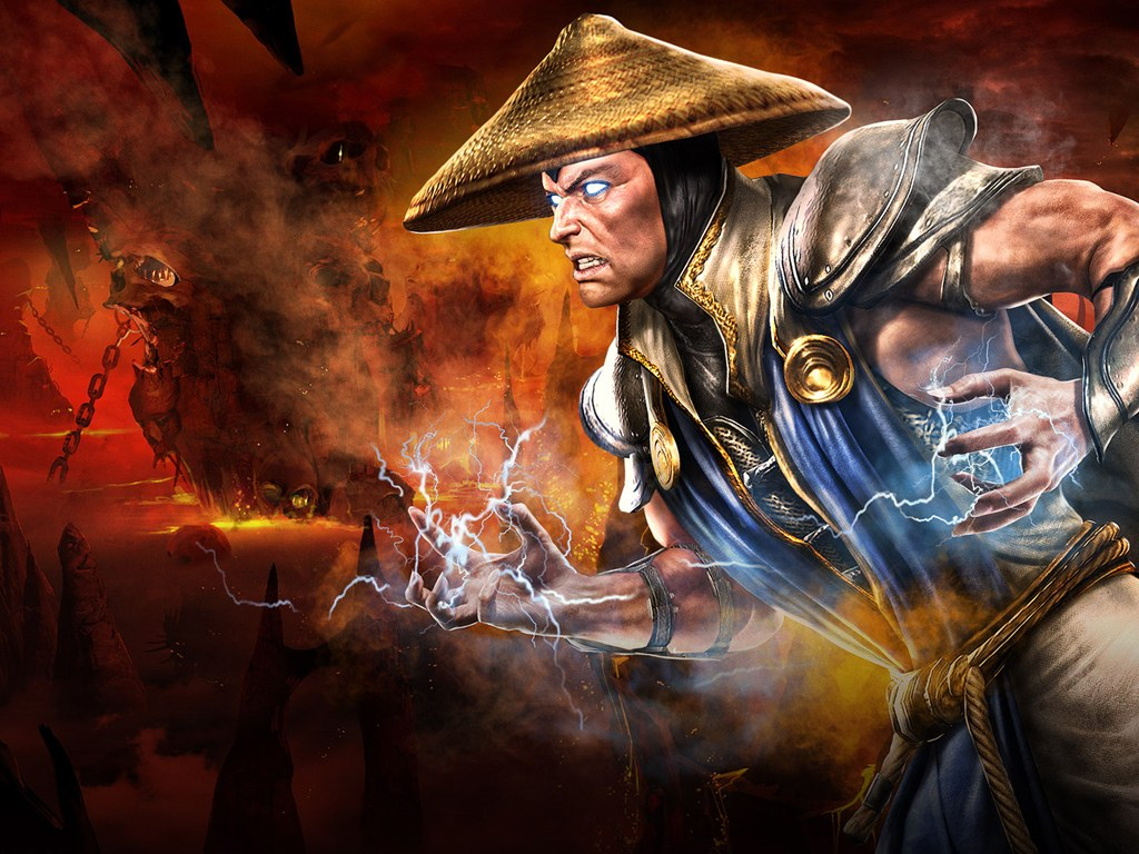 Mortal kombat HD & Widescreen Wallpaper 0.191612507352837