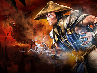 #2 Mortal Kombat Wallpaper