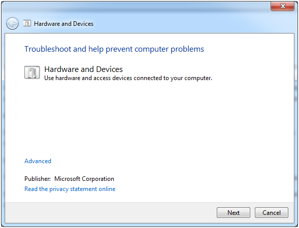 how to fix unknown device in device manager windows 8