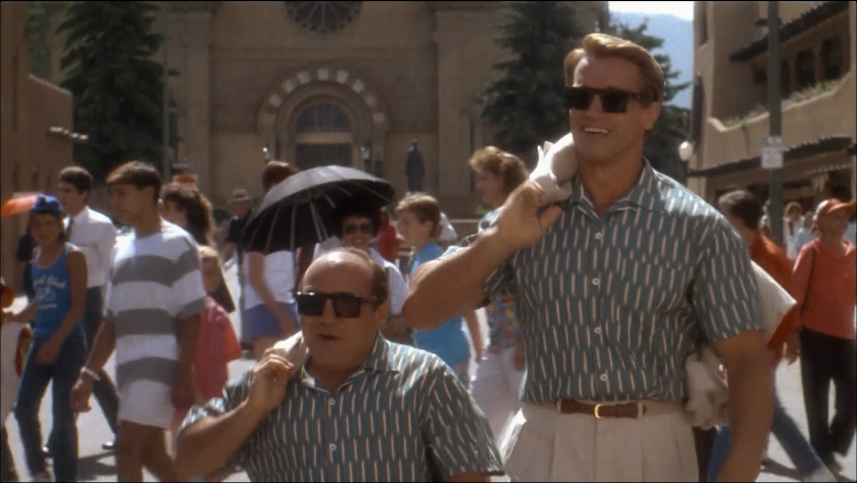 Twins (1988) Movie