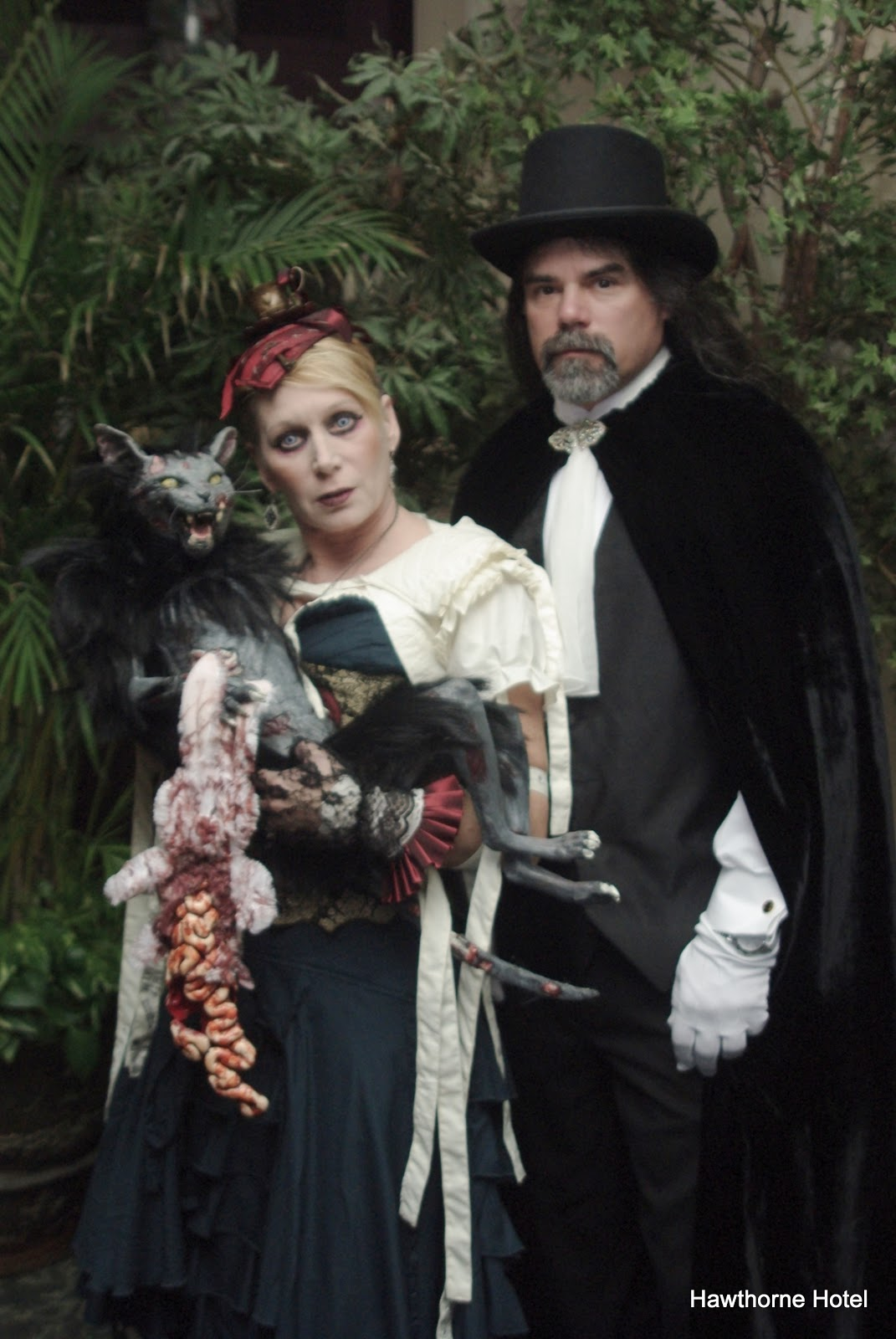Hawthorne Hotel: Annual Halloween Ball At the Hawthorne Hotel ...