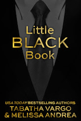 Little Black Book by Tabatha Vargo and Melissa Andrea