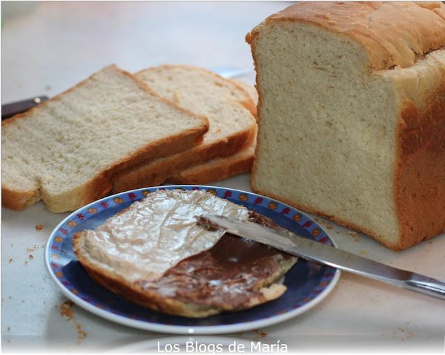 Pan de molde francés