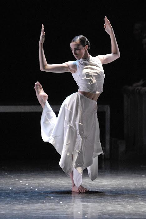 Itziar Mendizabal. Bailarina
