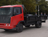 Elektrikli kamyon
