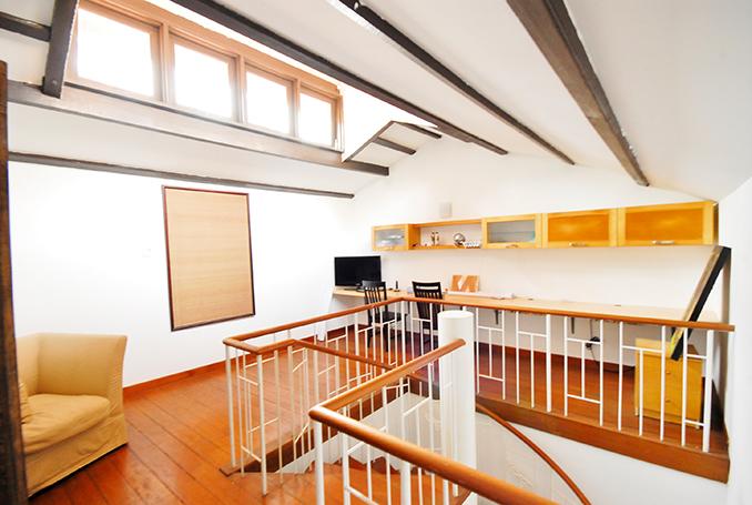 Conservation Shophouse Study Room