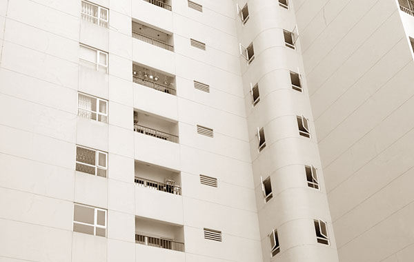 tranh chấp chung cư