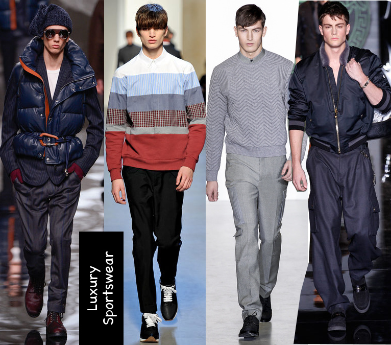 mens fall 2013 sportswear trend