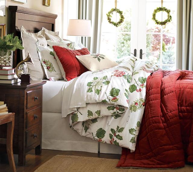 Decorar Jarrones Navide?os ~ Para decorar una habitaci?n de Navidad podemos colocar infinidad de
